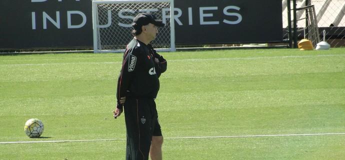 Marcelo Oliveira Atlético-MG (Foto: Gabriel Duarte)