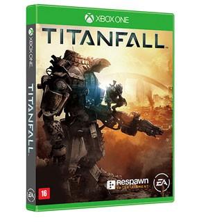 Capa de 'Titanfall' no XOne (Foto: Divulgação/EA)