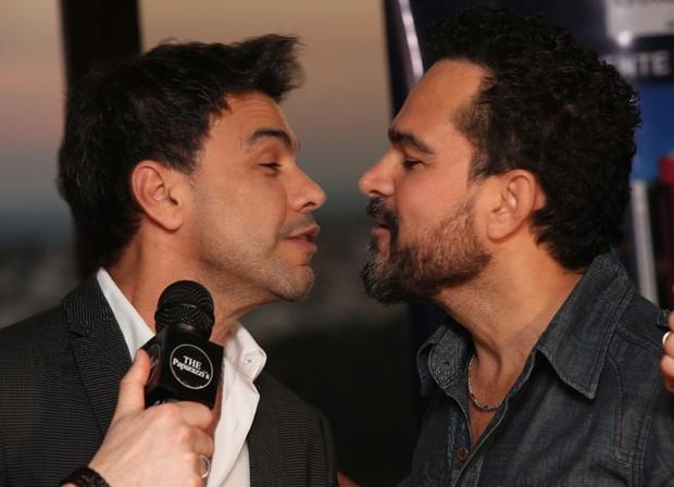 Zezé Di Camargo e Luciano (Foto: The Paparazzis/Divulgação)