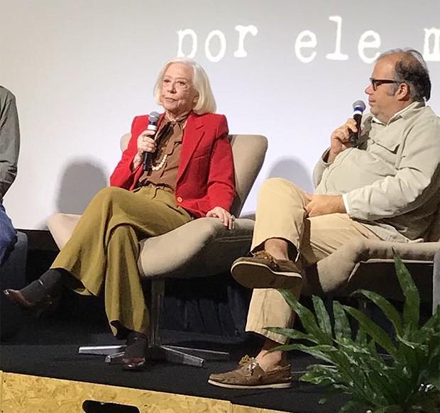 Fernanda Montenegro (Foto: Marie Claire/ Editora Globo)