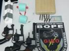 Trio que planejava roubo nos Correios morre em troca de tiros com o Bope