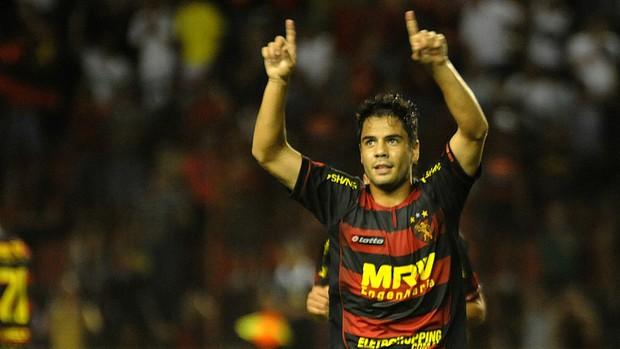 Henrique sport (Foto: Aldo Carneiro / Pernambuco Press)