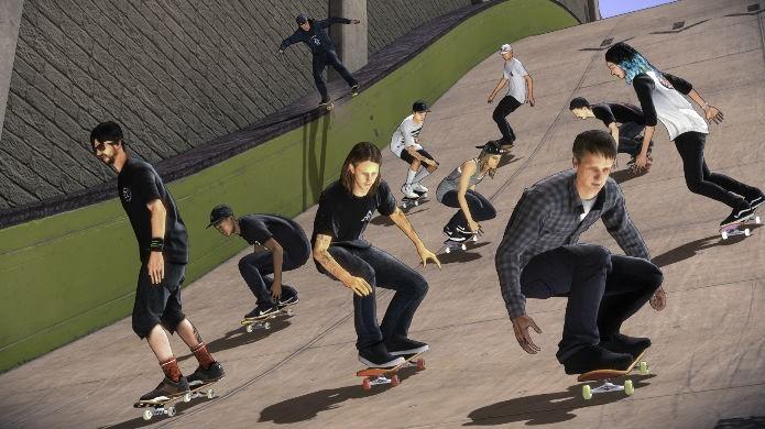 Um jogo de PS3 com gráficos do PS1 (Foto: Divulgação/Activision)