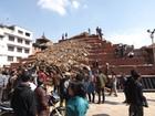 'Fiquei assistindo gente morrer', diz sobrevivente de terremoto no Nepal