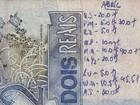 Anotações em notas de R$ 2 mostram esquema de propina em SP, diz PF