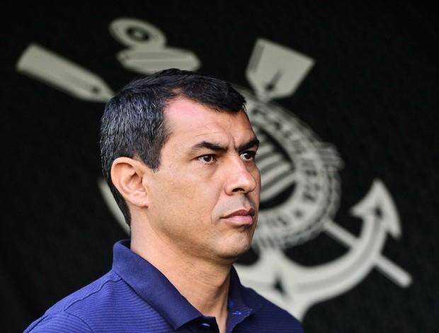 Fábio Carille Corinthians x RB Brasil