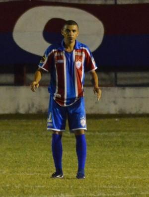 Raulino completa 300 jogos com a camisa do Itabaiana (Foto: João Áquila/GLOBOESPORTE.COM)