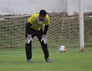 Rafael Copetti goleiro ABC (Foto: Divulgação/ABC)