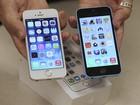 Apple começa a vender iPhones 5S e 5C em sua loja do Brasil