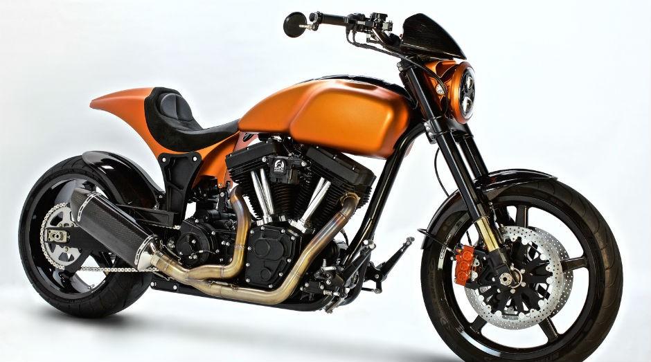 Moto da Arch Motorcycles: ator na sociedade (Foto: Divulgação/Arch Motorcycles)