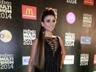 Paula Fernandes usa aplique de 75cm no cabelo: 'Gosto de ousar'