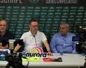 Presidente confirma reforços e explica investimentos recebidos pela Chape