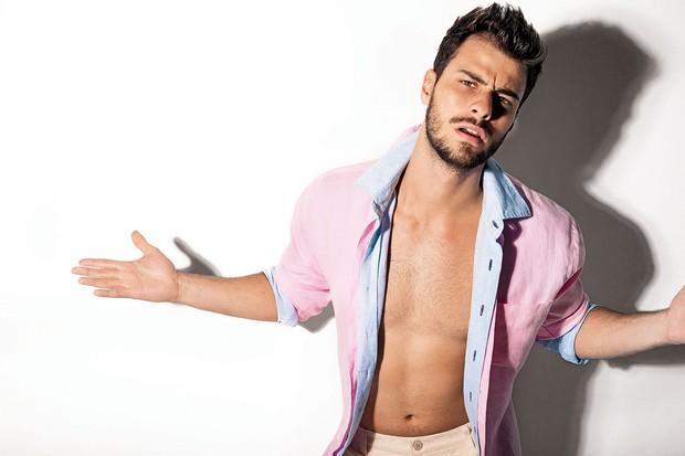 Lucas Malvacini (Foto: Fernando Louza / Divulgação)