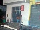Quatro homens explodem agência bancária em Peri-Merim, MA