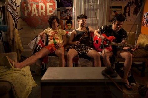 Elenco de 'Overdose', nova série da MTV (Foto: Divulgação)