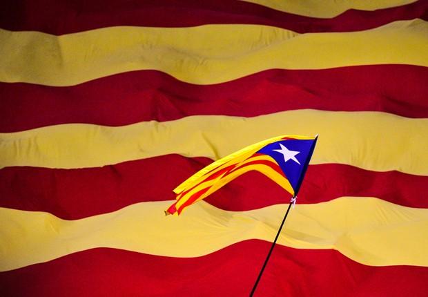 Parlamento da Catalunha aprovou lei para convocar referendo (Foto: Getty Images)