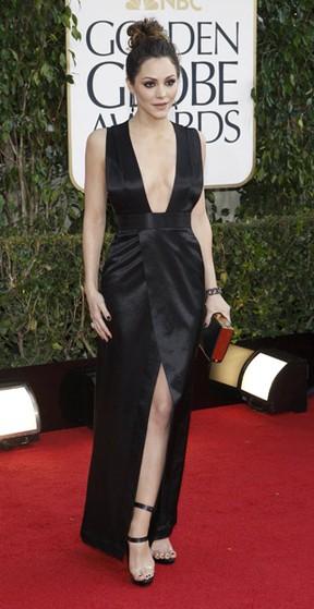 Katharine McPhee  no Globo de Ouro (Foto: Mario Anzuoni / Reuters)