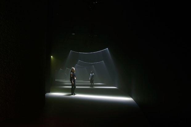Instalação Momentum Londres (Foto: © Bethany Clark/Getty Images, Cortesia Barbican Art Gallery)