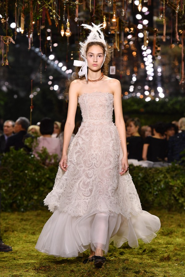 Dior alta-costura (Foto: Getty Images)