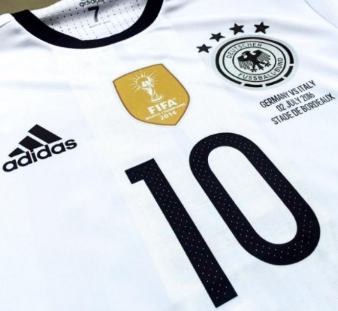Camisa Podolski Alemanha