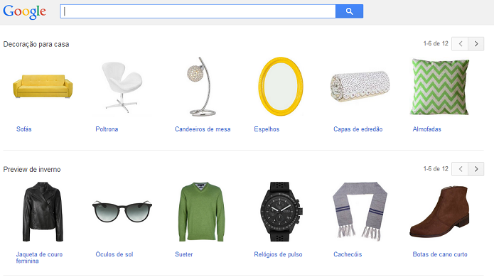 Google Shopping Brasik