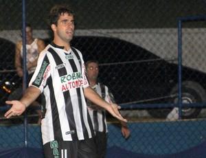 Marquinhos Nariz com a camisa do Botafogo Futebol de 7 (Foto: Rômulo Carrete/Jornal F7)