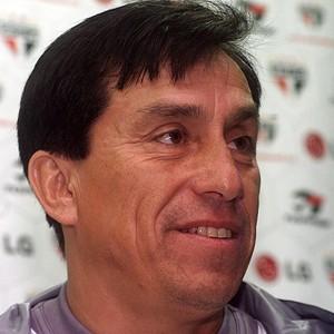 rojas treinador goleiros são paulo (Foto: Agência O Globo)