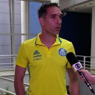 Fernando Prass entrevista (Foto: Bruno Rocha)