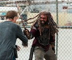 Khary Payton é Ezequiel em 'The walking dead'  | Gene Page/AMC