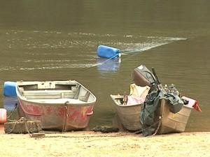 Pesca embarcada está proibida até 28 de fevereiro (Foto: Marlon Tavoni/EPTV)