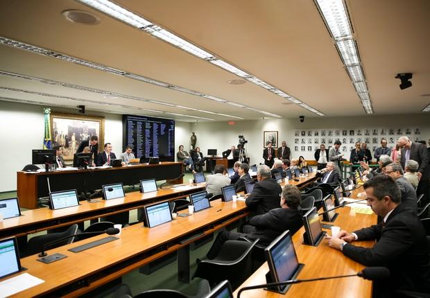 Comissão de Constituição e Justiça (CCJ) (Foto: (Marcelo Camargo/Agência Brasil))