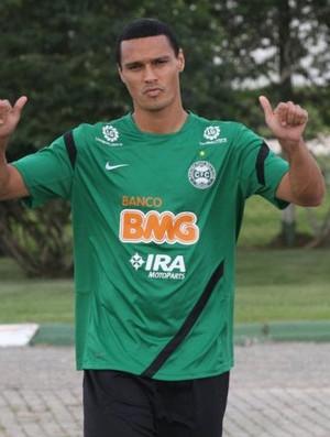 Emerson Coritiba (Foto: Raphael Brauhardt / Divulgação Coritiba)