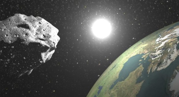 Cientistas alertam para catástrofe global em caso de colisão  (Foto: Thinkstock)