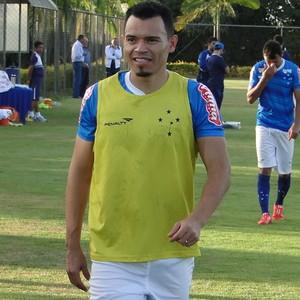 Ceará, lateral do Cruzeiro (Foto: Marco Antônio Astoni)
