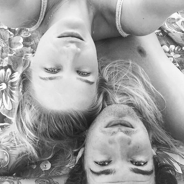 Fiorella Mattheis e Pato (Foto: Reprodução/Instagram)