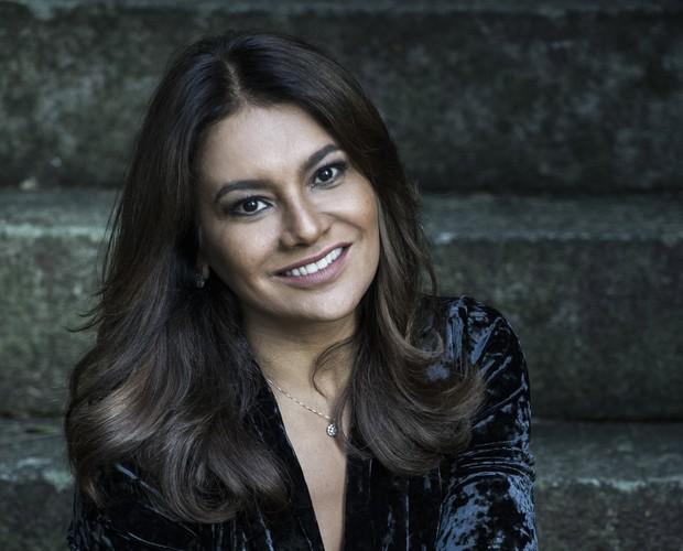 Dira Paes: sucesso em 'O Rebu', atriz dá entrevista exclusiva para a Revista Encontro (Foto: Estevam Avellar/TV Globo)