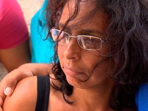 Enterro casal morto na Avenida Paralela, em Salvador (Foto: Imagem/ TV Bahia)