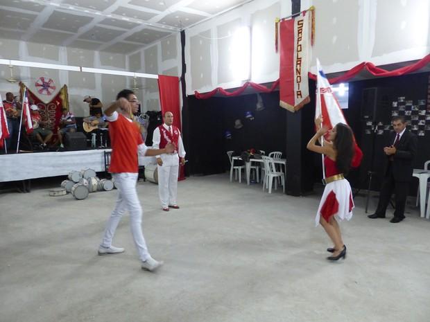 Famílias inteiras fazem parte da Embaixadores da Alegria (Foto: Fernando Castro/ G1)