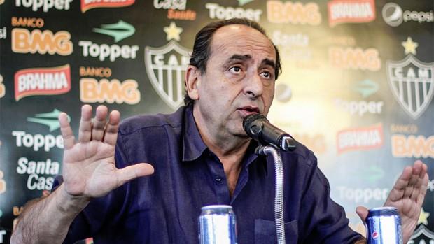 Alexandre Kalil, presidente do Atlético-MG (Foto: Bruno Cantini / Flickr Atlético-MG)