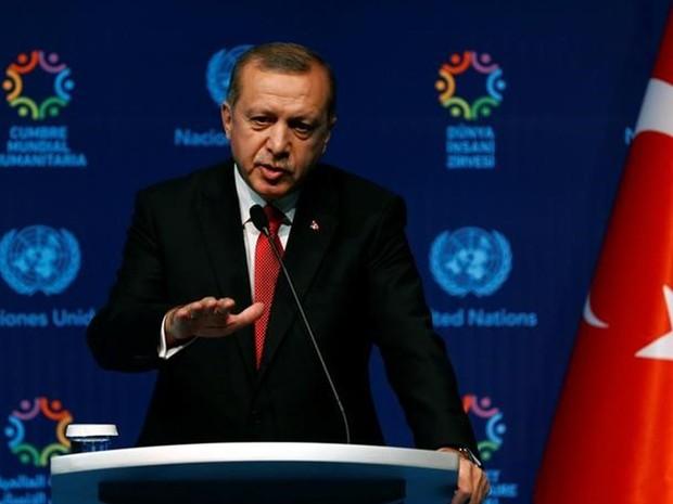 'Devemos consolidar nossa descendência', disse Recep Erdogan (Foto: Murad Sezer/Reuters)