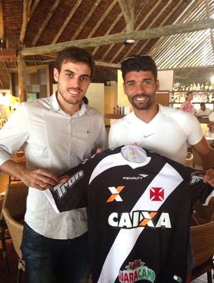 Eduardo da Silva Camisa vasco (Foto: Divulgação / Site Oficial do Vasco)