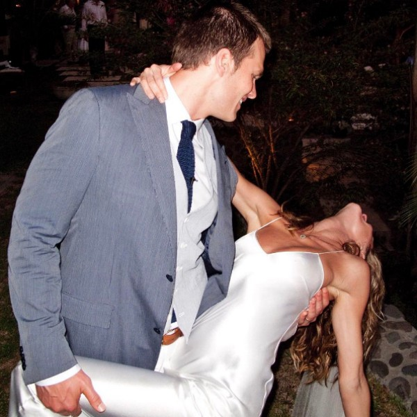 Gisele e Tom Brady (Foto: Reprodução/Instagram)