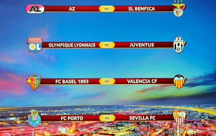 Sorteio Uefa Europa League (Foto: Getty Images)