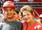 Dilma inaugura estdio Man Garrincha em Braslia (Roberto Stuckert Filho / PR)