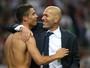 Título da Liga garante a continuidade de Zidane e Cristiano Ronaldo no Real