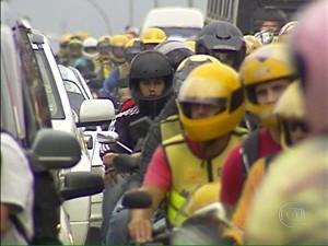 BDBR - Mototaxi (Foto: Rede Globo)