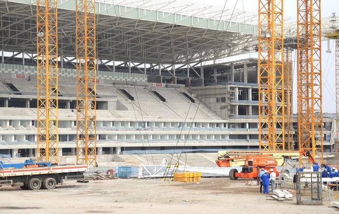 Arena Corinthians (Foto: David Abramvezt)