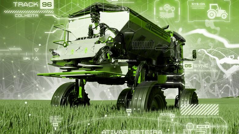 melhores-2017-tratores-maquinas-agricolas-jacto (Foto:  Ilustração: Tato Araújo/Ed. Globo)