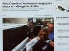 Senado aprova Lei Carolina Dieckmann sobre crimes de internet