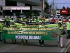 Greve de 350 mil servidores federais causa transtornos em todo o Brasil